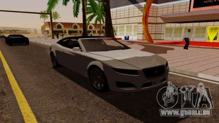 GTA 5 Lampadati Felon GT V1.0 für GTA San Andreas