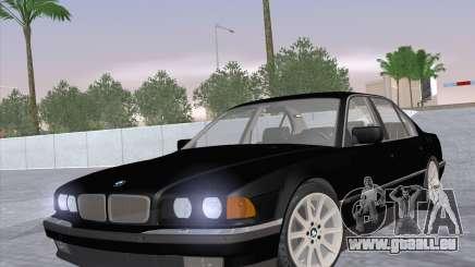 BMW 7-series E38 pour GTA San Andreas