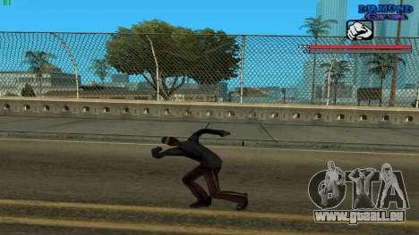Rouleaux pour GTA San Andreas