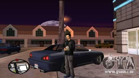 Retexturer pantalon de Binco pour GTA San Andreas troisième écran