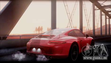 ENB by Stepdude 1.0 beta für GTA San Andreas dritten Screenshot