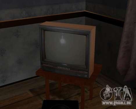 Colour television alpha TC- für GTA San Andreas
