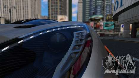 Advanced Graphics für GTA 4 dritte Screenshot