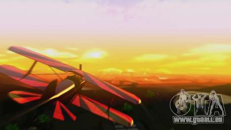 ENB by Stepdude 1.0 beta pour GTA San Andreas quatrième écran