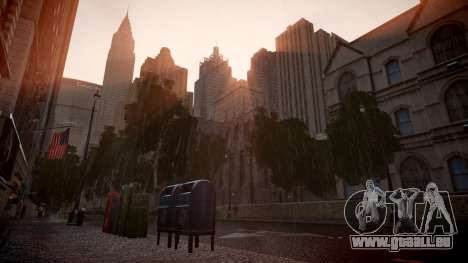 ENB Atmospheric für GTA 4 dritte Screenshot