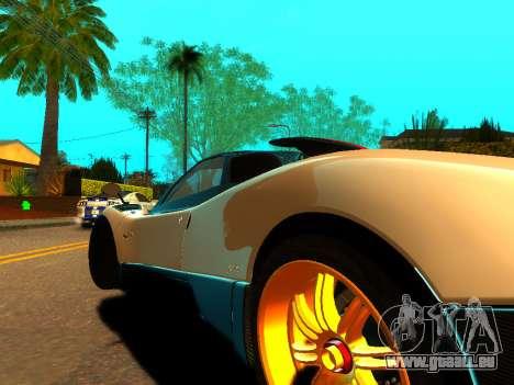 ENBSeries Realistic Beta v1.0 pour GTA San Andreas cinquième écran