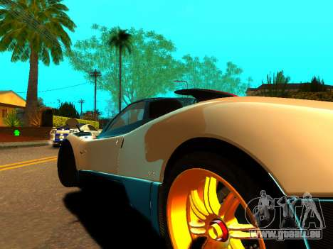 ENBSeries Realistic Beta v1.0 für GTA San Andreas fünften Screenshot