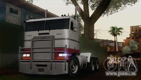 Hauler from GTA 5 pour GTA San Andreas