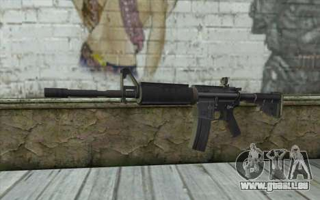 SGW M4 Rifle pour GTA San Andreas
