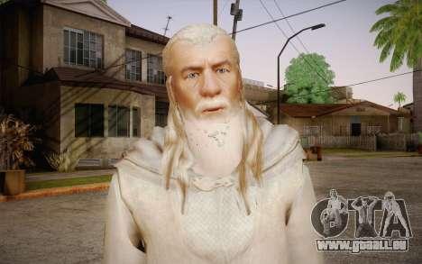 Gandalf pour GTA San Andreas troisième écran