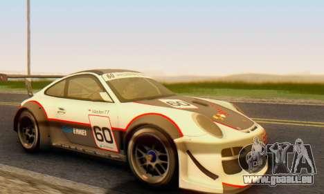 Porsche GT3 R 2009 pour GTA San Andreas