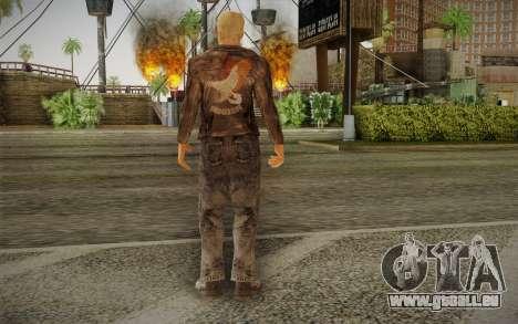 Race Driver from FlatOut v2 für GTA San Andreas zweiten Screenshot