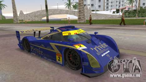 Bentley Privee KENZO Asset Shiden Super GT pour GTA Vice City
