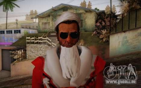 Santa Sam für GTA San Andreas dritten Screenshot