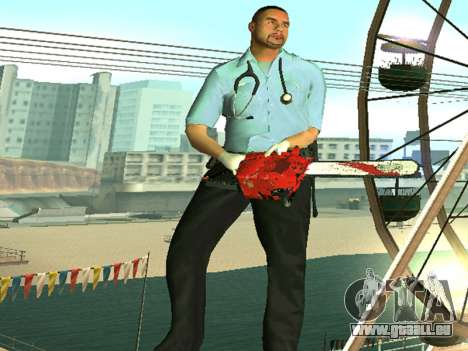 Pack Medic für GTA San Andreas siebten Screenshot