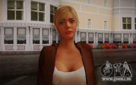 Tracey De Santa für GTA San Andreas dritten Screenshot