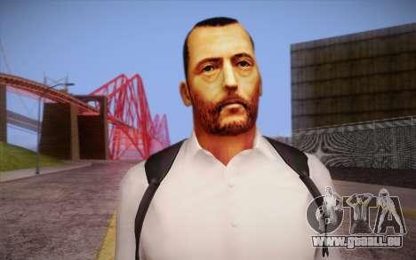 Leon the Professional für GTA San Andreas dritten Screenshot