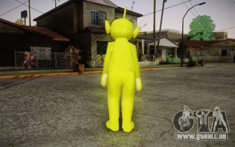 Despi (Teletubbies) pour GTA San Andreas deuxième écran