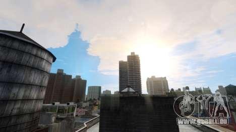 Advanced Graphics für GTA 4 fünften Screenshot