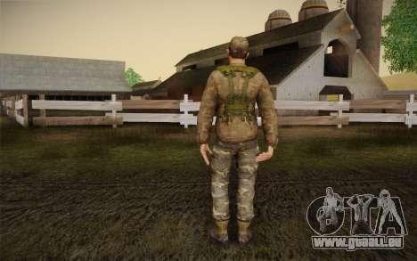 Ben Mott für GTA San Andreas zweiten Screenshot
