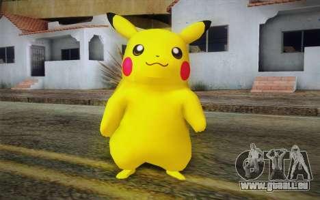 Pikachu pour GTA San Andreas