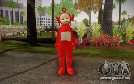 (Teletubbies) für GTA San Andreas