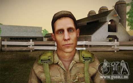 Ben Mott für GTA San Andreas dritten Screenshot