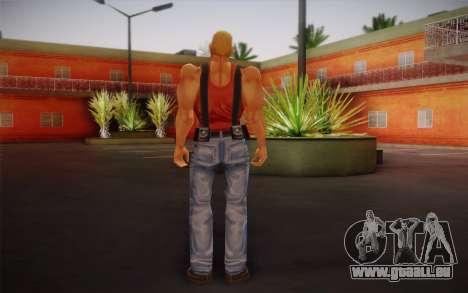 Duke Nukem pour GTA San Andreas deuxième écran