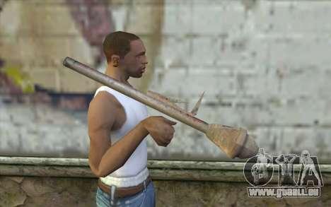 Panzerfaust 60 für GTA San Andreas dritten Screenshot