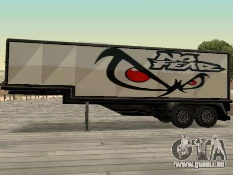 Neue Werbung auf Autos für GTA San Andreas dritten Screenshot