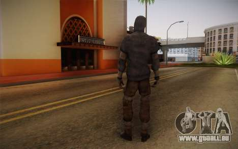 Hunter from Left 4 Dead 2 für GTA San Andreas zweiten Screenshot