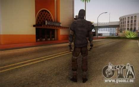 Hunter from Left 4 Dead 2 für GTA San Andreas zweiten Screenshot