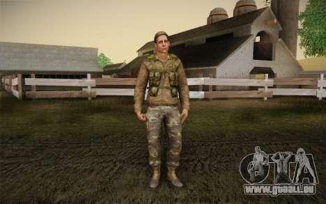 Ben Mott für GTA San Andreas