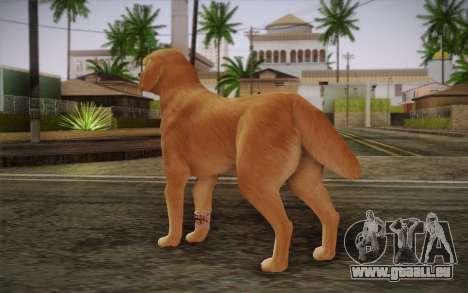 Rottweiler für GTA San Andreas zweiten Screenshot