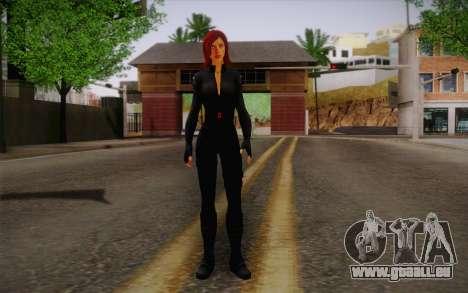 Scarlet Johansson из Avengers pour GTA San Andreas