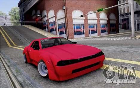 Elegy Rocket Bunny für GTA San Andreas