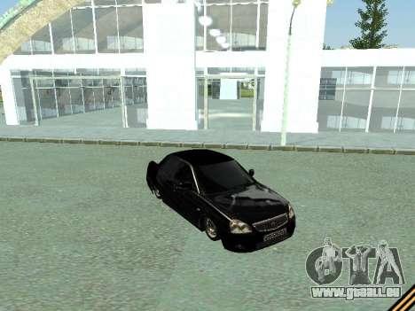 VAZ 2170 pour GTA San Andreas