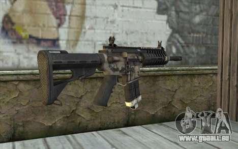 P416 из FarCry pour GTA San Andreas deuxième écran