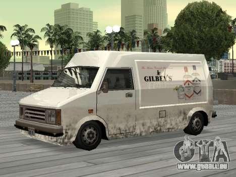 La nouvelle publicité sur les voitures pour GTA San Andreas