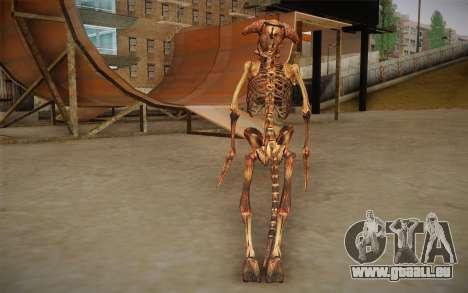 Kenny The Kleer from SS3 BFE pour GTA San Andreas deuxième écran