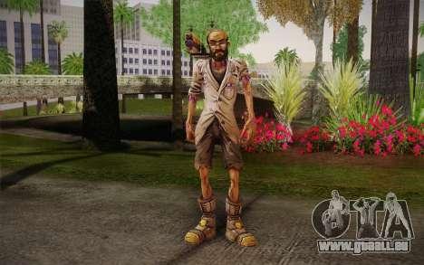Professor Nakayama 2 из Borderlands für GTA San Andreas