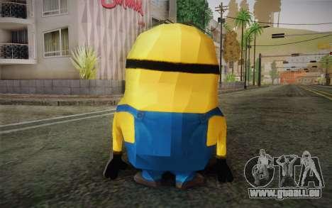 Mignon für GTA San Andreas zweiten Screenshot