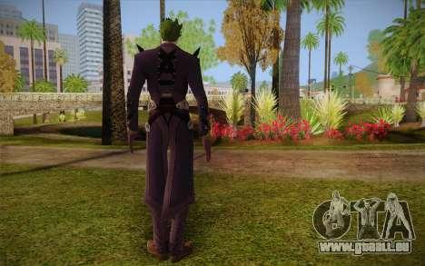 Joker from Injustice für GTA San Andreas zweiten Screenshot