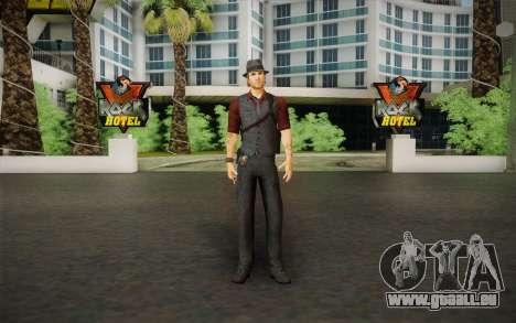 Ronan O'Connor из Murdered: Soul Suspec pour GTA San Andreas