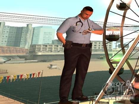 Pack Medic pour GTA San Andreas cinquième écran