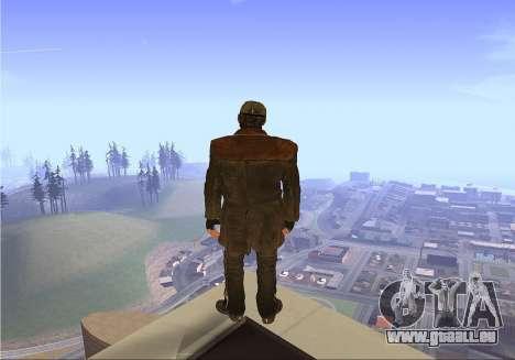Aiden Pearce pour GTA San Andreas deuxième écran