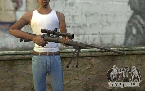 M-24 pour GTA San Andreas troisième écran