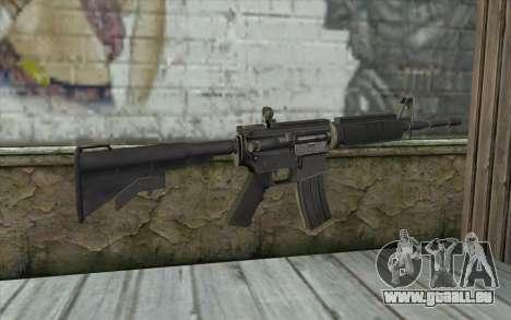 SGW M4 Rifle für GTA San Andreas zweiten Screenshot