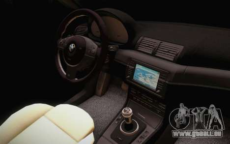 BMW 318 Ci 34 UNL 58 für GTA San Andreas rechten Ansicht