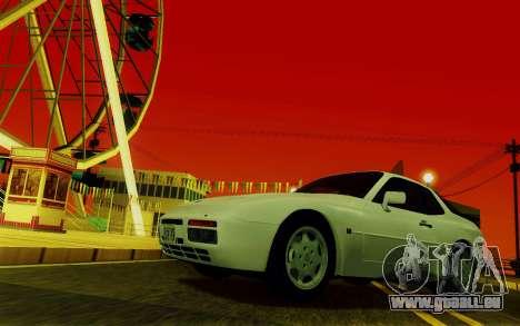ENBSeries pour les faibles PC v2 [SA:MP] pour GTA San Andreas septième écran